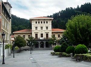 Ugao-Miraballes - Ugao town hall
