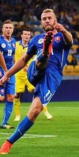 Adam Nemec Slovak footballer