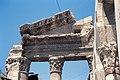 Umayyad Mosque, Damascus (دمشق), Syria - Detail of west Roman gate - PHBZ024 2016 1355 - Dumbarton Oaks.jpg