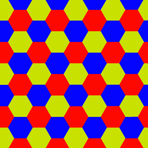 Uniform coloring - Image: Uniform tiling 333 t 012