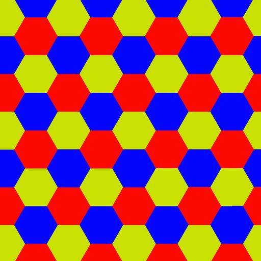 Uniform tiling 333-t012