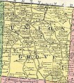 Union Grove Township from map of Iredell County in 1917.jpg