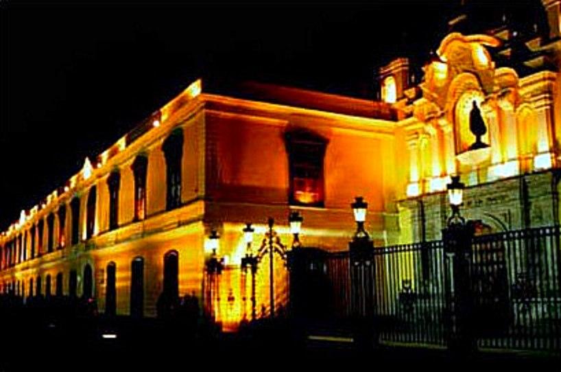 Universidad Nacional Mayor de San Marcos - Howling Pixel