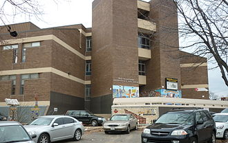 University City High School (Philadelphia) - Image: University City High School 2014