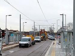 University tram stop (geograph 4312562).jpg