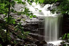 Unnamed falls past Log Hollow.jpg