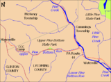 Upper Pine Bottom State Park Map.png