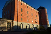 Fil:Uppsala Slott in morning light.jpg