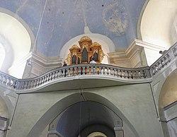 Utery, Kostel svateho Jana Krtitele, varhany (7).jpg