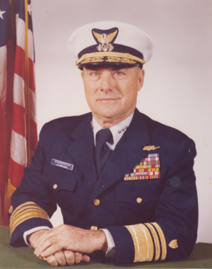 Robert H. Scarborough - Image: VADM R H Scarborough USCG