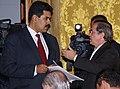 VII Encuentro Presidencial Ecuador-Venezuela. Entrega de créditos no reembolsables, suscripción de convenios y rueda de prensa (4465715461).jpg