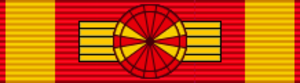 Norodom Suramarit - Image: VPD National Order of Vietnam Grand Cross BAR