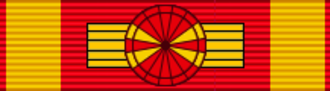 National Order of Vietnam - Image: VPD National Order of Vietnam Grand Cross BAR