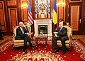 VP Biden meets Acting President of Ukraine Turchynov, April 22, 2014 (13982183384).jpg