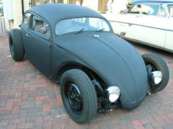 Volksrod based on a Volkswagen Type 1.