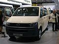 VW Caravelle T5 Facelift Taxi fl IAA 2010.JPG