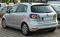 VW Golf Plus 2.0 TDI Facelift rear 20100710.jpg