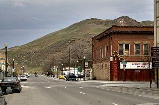 Vale, Oregon City in Oregon, United States