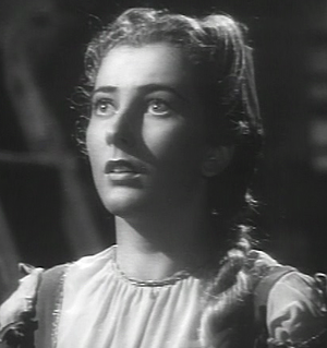 Valentina Cortese - Cortese in The Jester's Supper (1941)