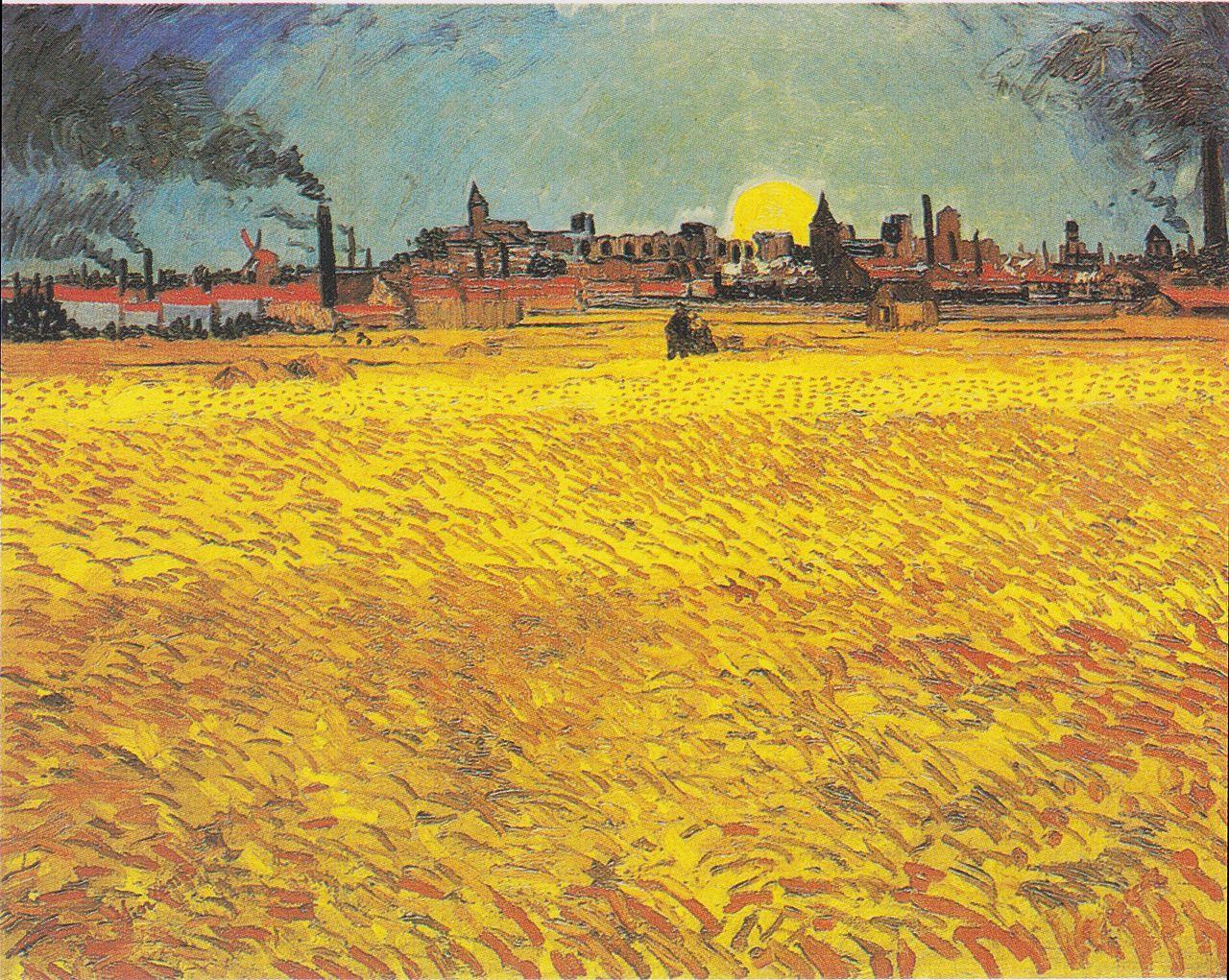 Vincent Van Gogh Painting Sales