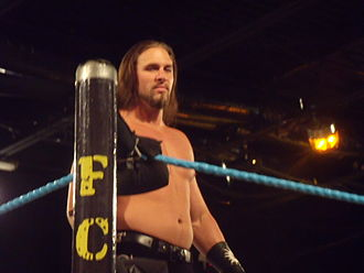 Lance Hoyt - Hoyt as Vance Archer in FCW