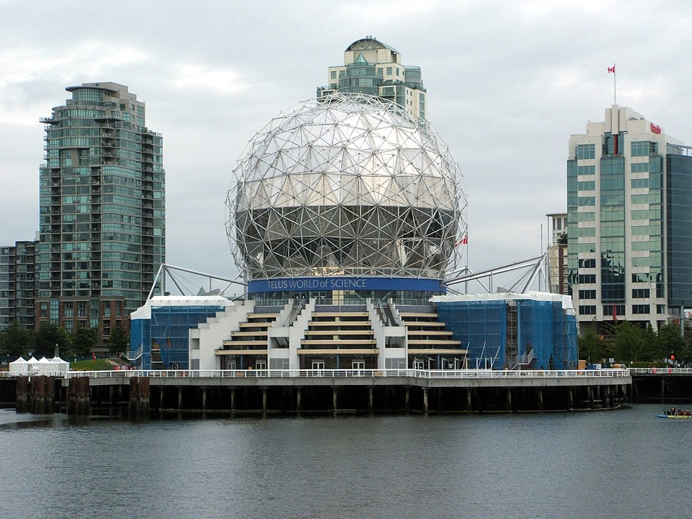Vancouver scienceworld