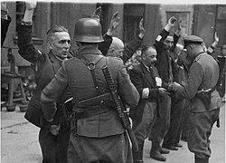 Resultado de imagen para Ghetto de Varsovia.