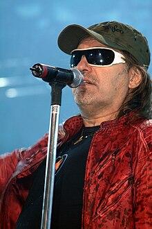 Vasco Rossi nel 2007
