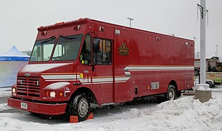Fire department rehab