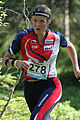 Vendula Klechova Middle Distance Qualification at WOC2010.jpg
