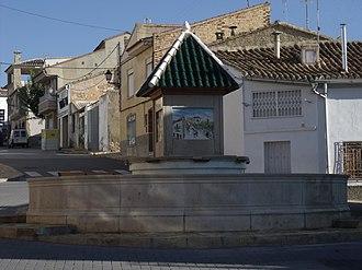Venta del Moro - Image: Venta del Moro 02
