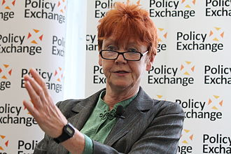 Vera Baird - Baird at a 2013 Policy Exchange forum on PPCs