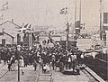 Verdenspressen ankommer til Korsør den 24. juni 1895.jpg