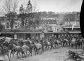 Verladen der Pferde auf die Eisenbahn - CH-BAR - 3236712.tif