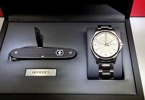 "Victorinox - Victorinox ""Officer's Watch"" (basic design)"