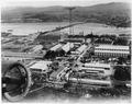View U.S. Navy Yard, MareIsland, from atop the radio tower - NARA - 296826.tif