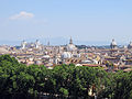 View from Castel Sant'Angelo 10 (15442805966).jpg