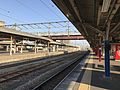 View from platform of Tosu Station (north) 2.jpg