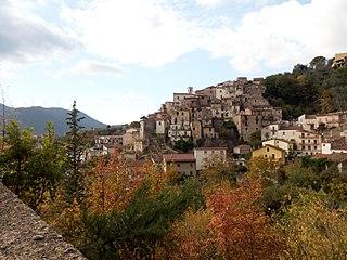 Fontegreca Comune in Campania, Italy
