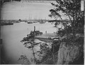 View of James River, looking down from Dutch Gap Canal - NARA - 529300.tif
