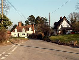 Village scene, Alphamstone, Essex - geograph.org.uk - 137712.jpg