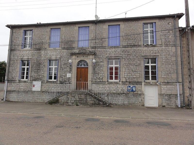 Ville-sur-Cousances (Meuse) mairie