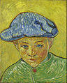 Vincent van Gogh - Portrait of Camille Roulin - Google Art Project.jpg