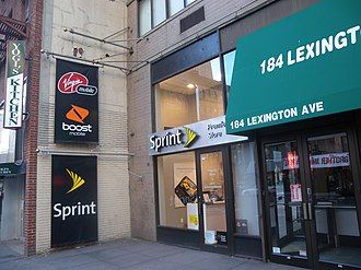 Boost Mobile - This independent retailer located in Manhattan offers products and services from several Sprint-owned prepaid brands, including Boost Mobile.