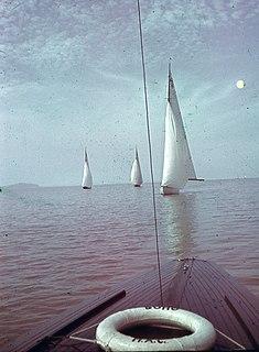 Blue Ribbon - Round the Lake Balaton Race