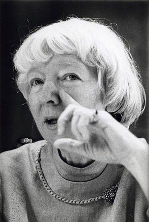 Irene Vorrink - Irene Vorrink in 1979