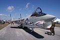 Vought F-8K Crusader 146985 RFront TICO 13March2010 (14597576114).jpg