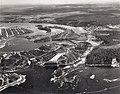 Vue aérienne de la rivière Saint-Maurice à Shawinigan.jpg