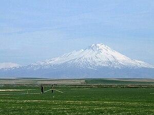 Mount Hasan - Image: Vulkan Hasan Bagi