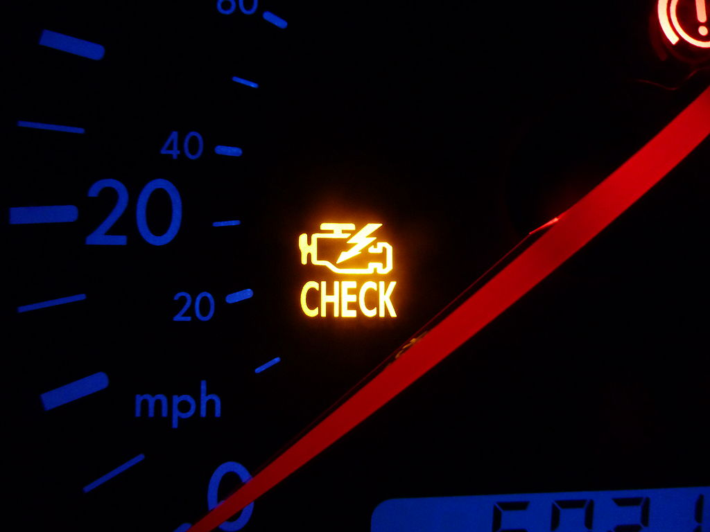 Check Engine Light Misfire In Mercedes E